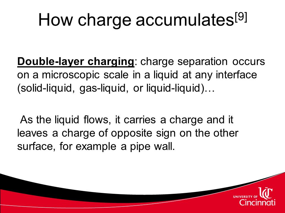 How charge accumulates[9]